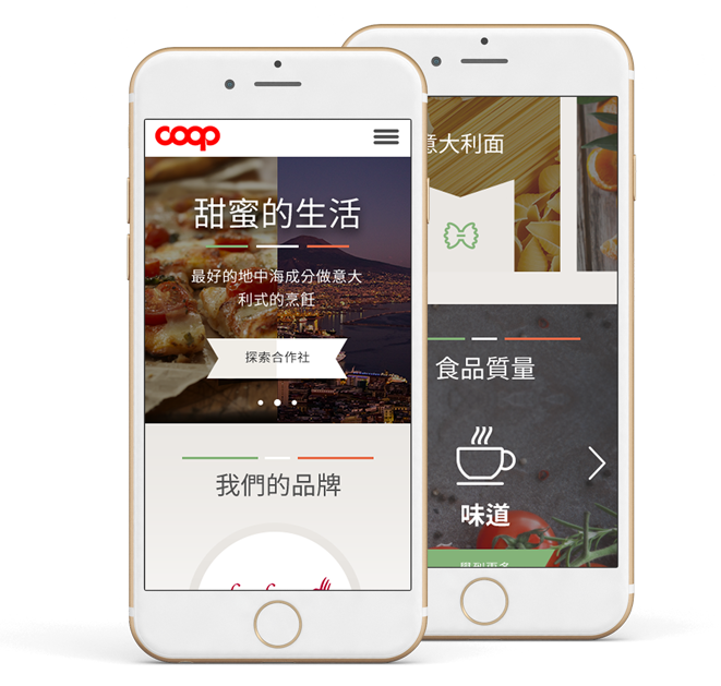 Case History Coop China